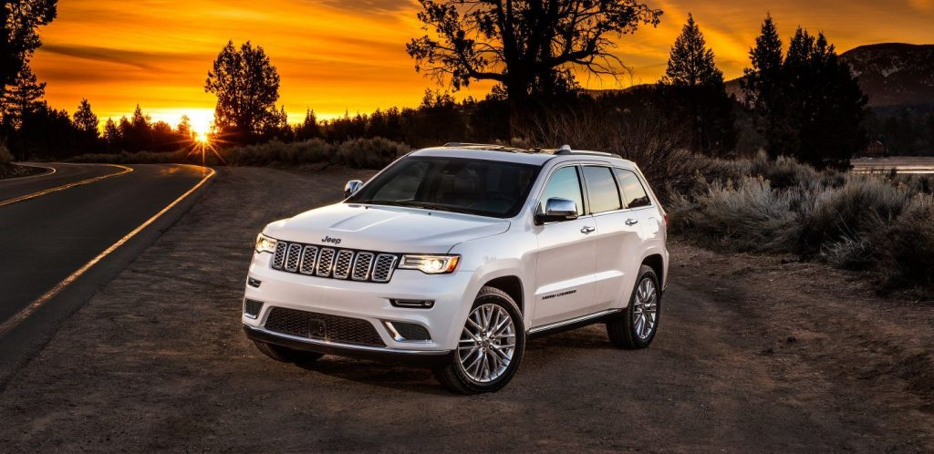 Jeep Grand Cherokee lease