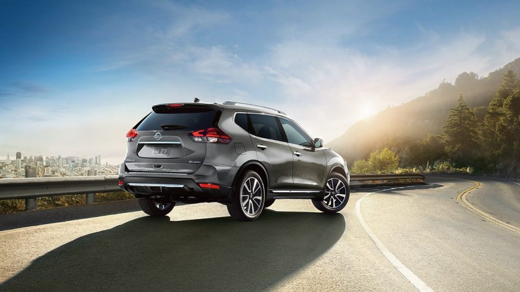 nissan rogue lease deals