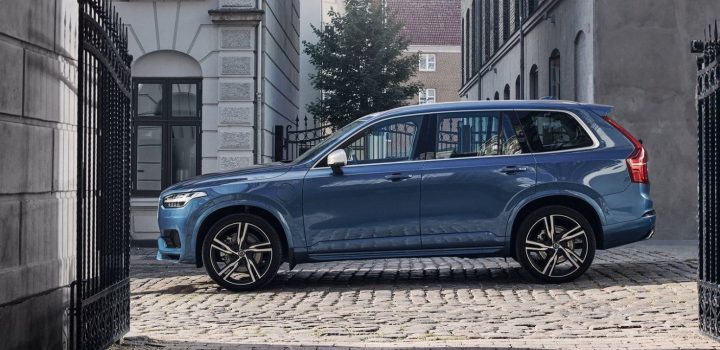 The Volvo XC90 is the Best SUV of 2018