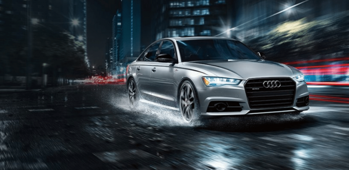 Audi A6 lease offer