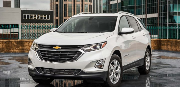 2018 Chevy Equionx Lease