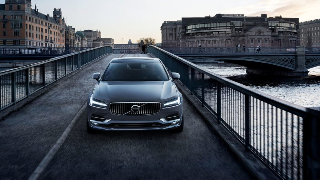 2019 Volvo S90 Lease