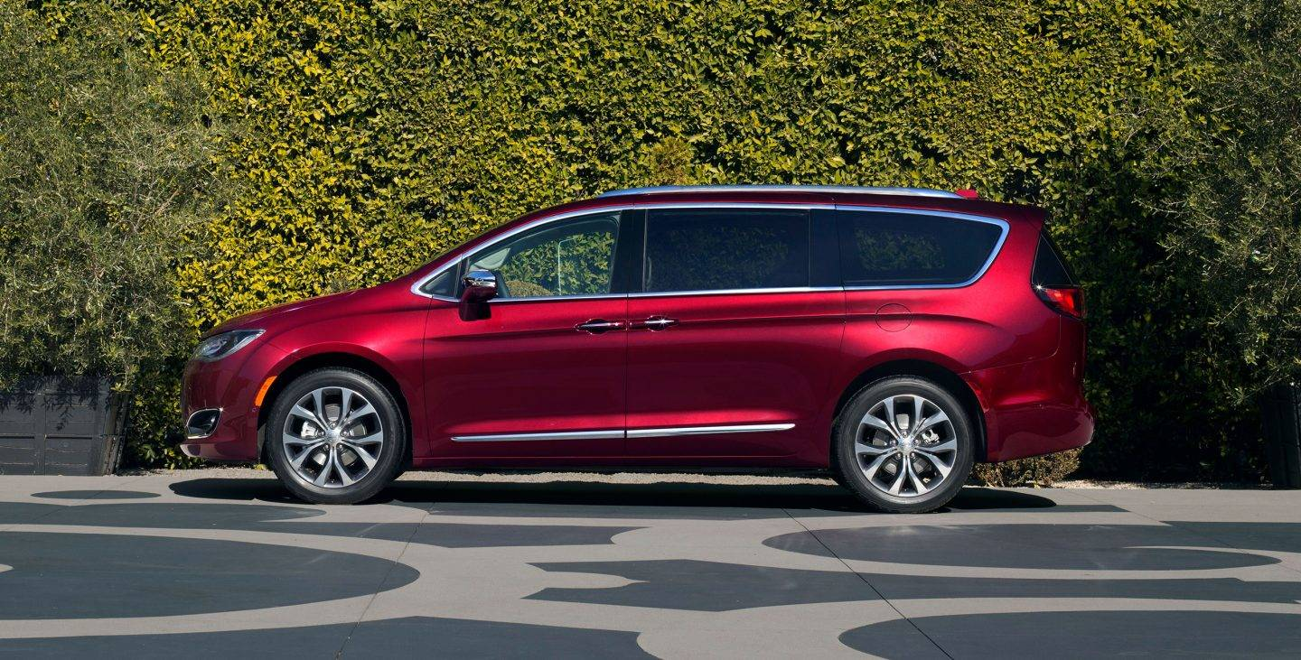 Pacifica lease offers