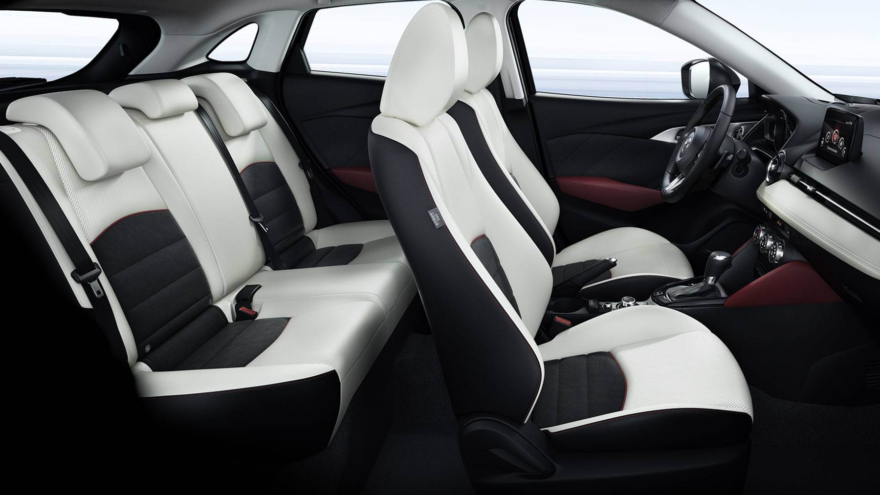 Mazda Cx  Grand Touring Parchment Leather