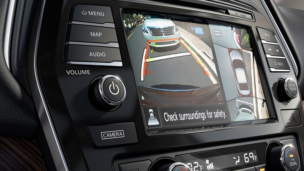 Maxima safety features