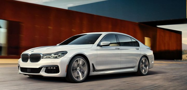 BMW 740 for lease
