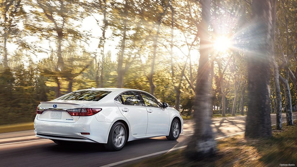 Lexus ES lease deals