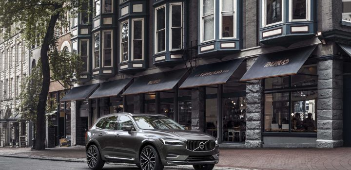 Volvo XC60 lease offer