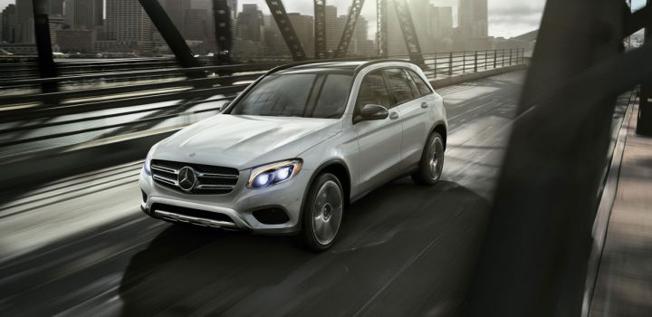 Mercedes suv lease