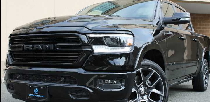 2019 ram 1500 pick up
