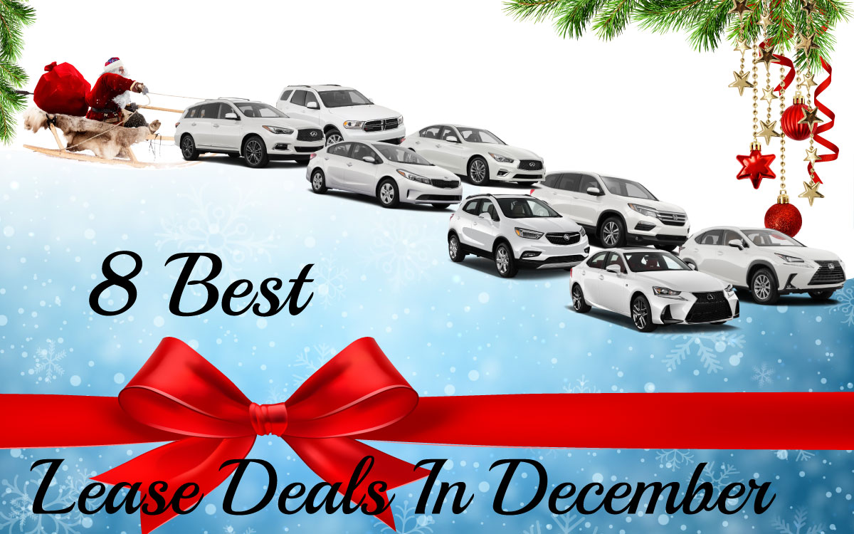 Cheapest Car To Lease With No Money Down >> 8 Hottest No Money Down December Lease Deals 8 Is A Shocker