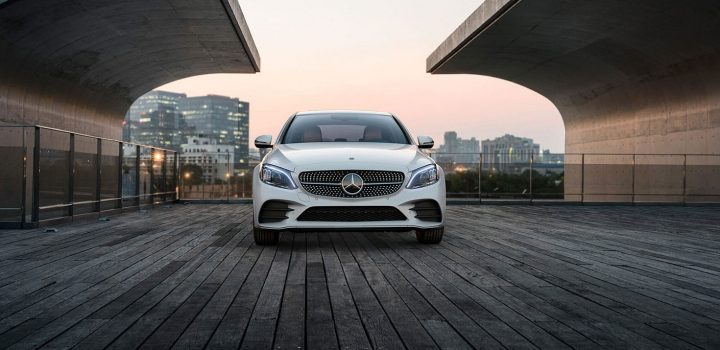 Mercedes Benz C300 Lease Deal