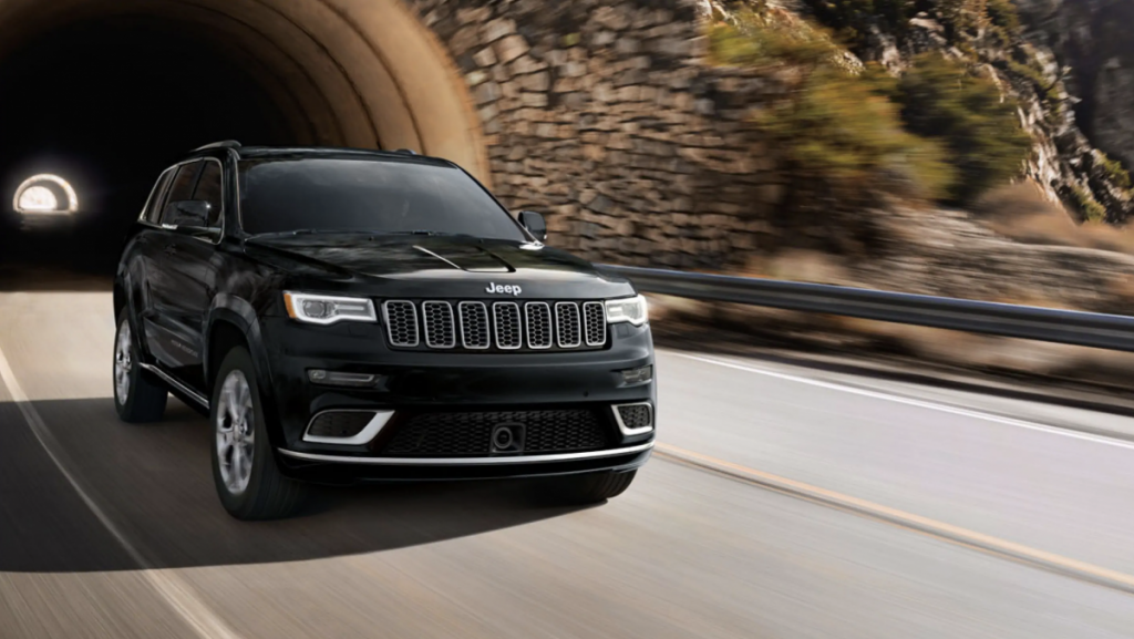 2019 jeep grand cherokee for winter driving