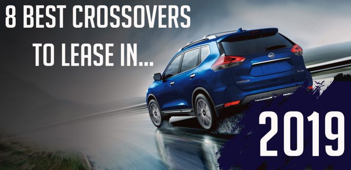 No Money Down Crossovers to lease