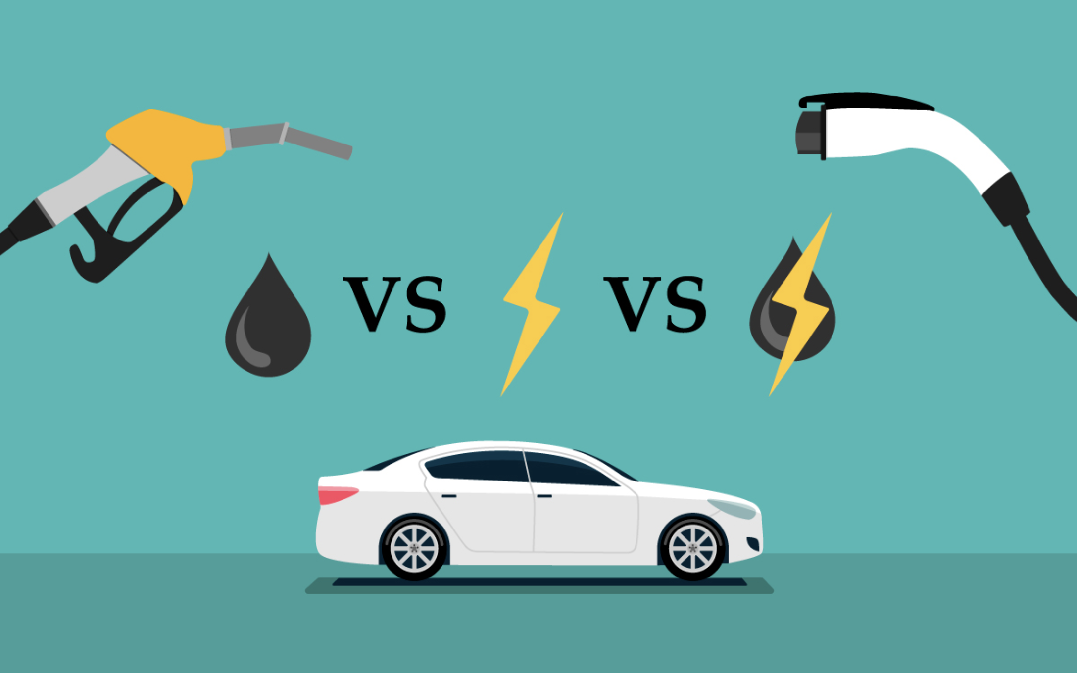 Hybrid Vs Gas Electric Vehicles