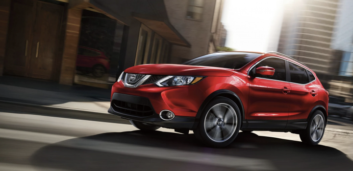2019 Nissan Rogue Sport Lease Deals