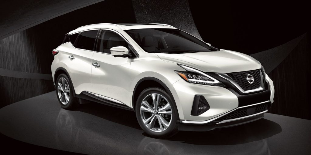 2019 Nissan Murano Lease Deals