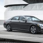 2019 Mercedes Benz S450 lease offer