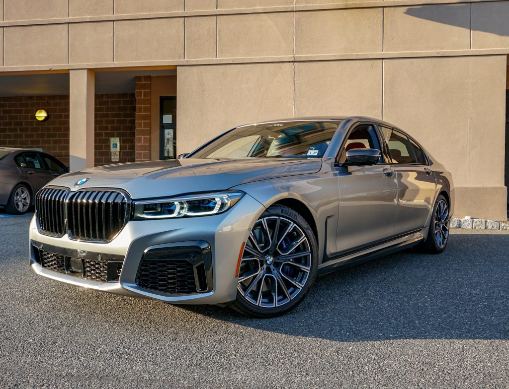 2020 BMW 7 Series Lease