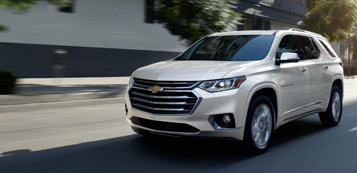 2020 Chevy Traverse Lease NJ