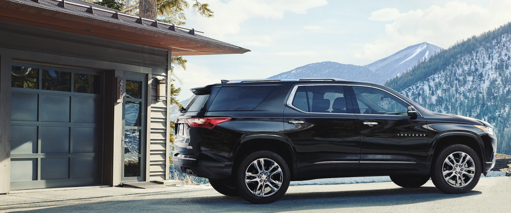 2020 Chevy Traverse Lease