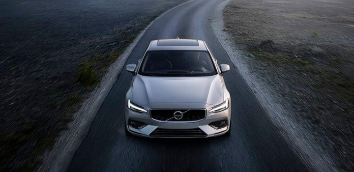 2020 Volvo S60 lease deal