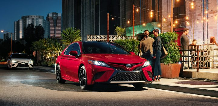 2020 toyota xse lease