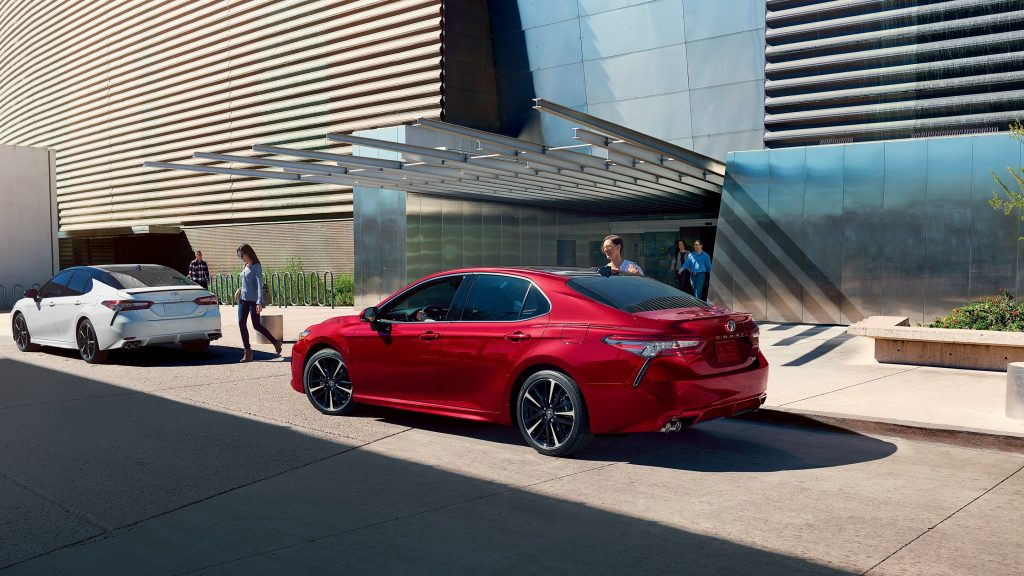 2020 toyota xse lease deals