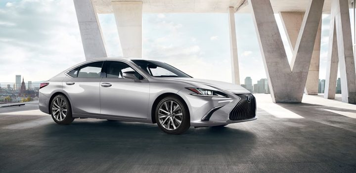 2020 Lexus ES 350 lease nj