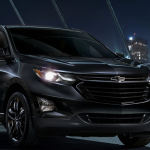 2020 Chevrolet Equinox lease offer