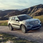 2020 Ford Explorer lease