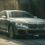 2020 BMW 7 series lease special