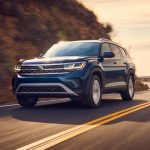 2021 Volkswagen Atlas lease deal