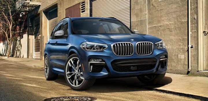 2021 BMW X3 lease deal