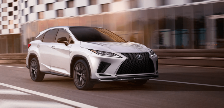2021 Lexus RX 350 lease deal