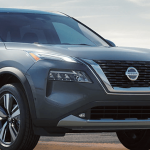 2021 Nissan Rogue lease