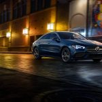 2021 Mercedes Benz CLA 250 lease nj