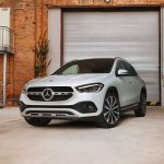 2021 Mercedes Benz GLA 250 lease