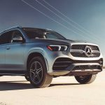 2021 Mercedes-Benz GLE 350 lease deal