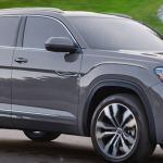 2021 Volkswagen Atlas Cross Sport lease deal