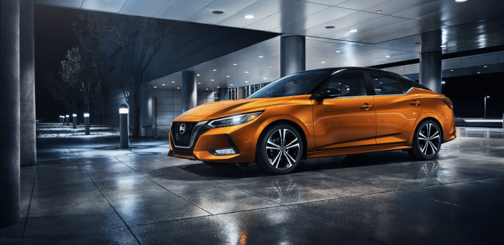 2021 Nissan Sentra lease special