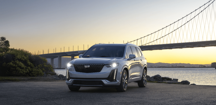 2021 Cadillac XT6 lease deal