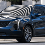 2021 Cadillac XT4 lease special