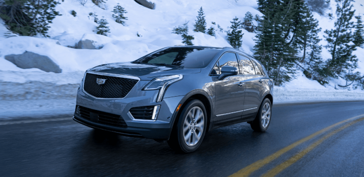 2021 Cadillac XT5 lease special