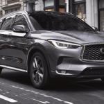 2021 Infiniti QX50 lease nj