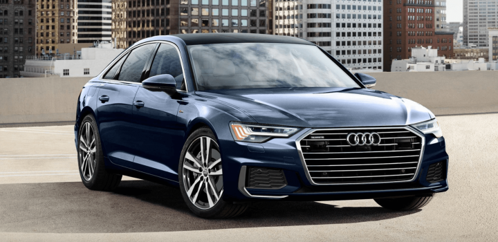 2021 Audi A6 lease special